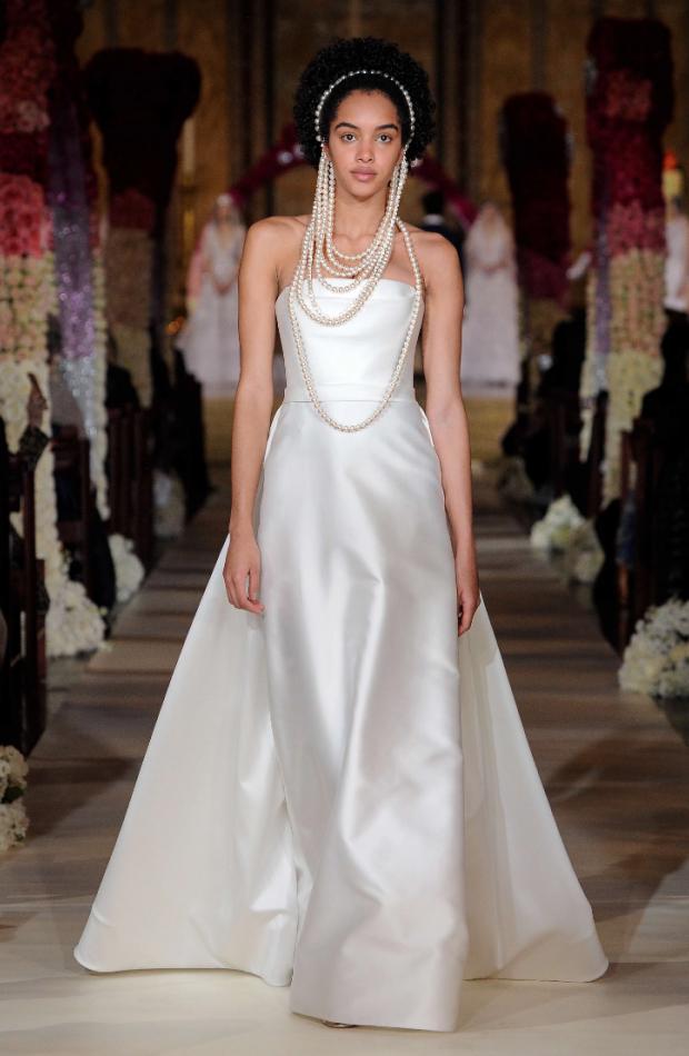 tendencias vestido novia 2020