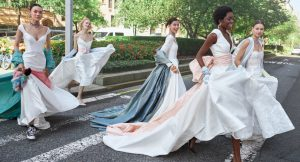 Estas son las tendencias en vestidos de novia para el 2020