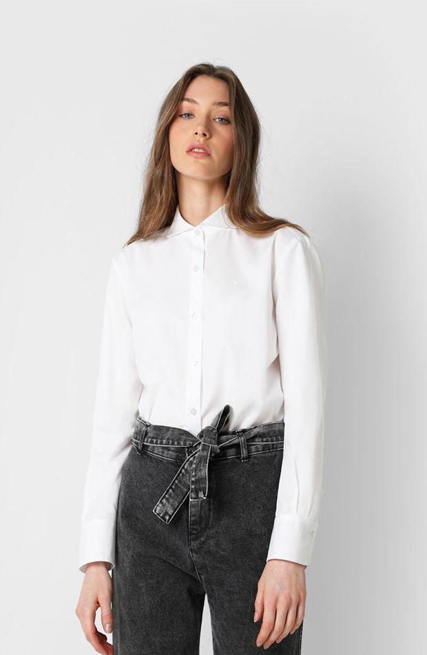 Camisa 100% algodón de manga larga Scalpers estilos