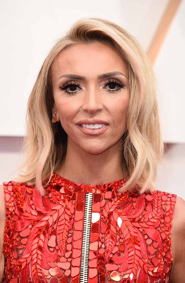 Giuliana Rancic Looks Beauty Oscar 2020