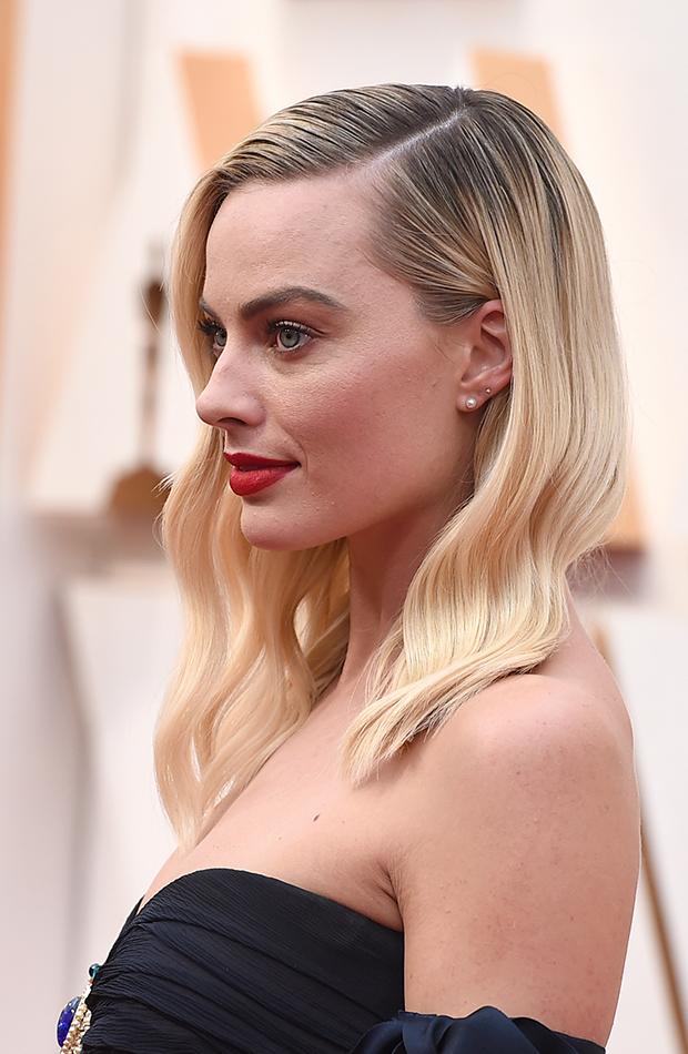 Margot Robbie Looks de belleza Oscar 2020