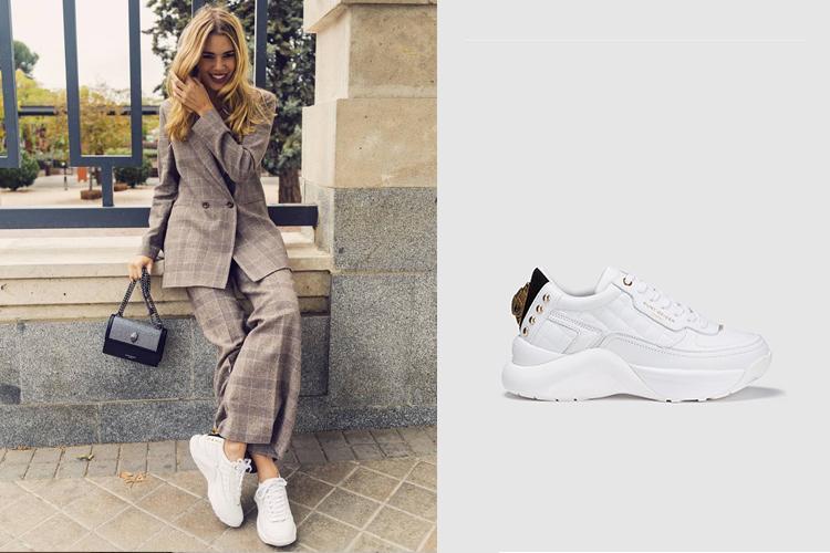 Honey Dressing zapatillas blancas El Corte Inglés