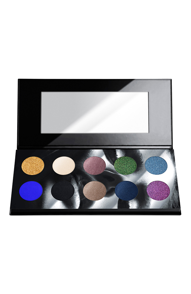 sombras de ojos Maquillaje estilo glam Mert and Marcus Lancôme