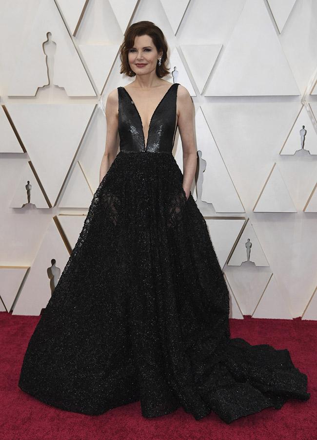 Geena Davis en los Premios Oscar 2020