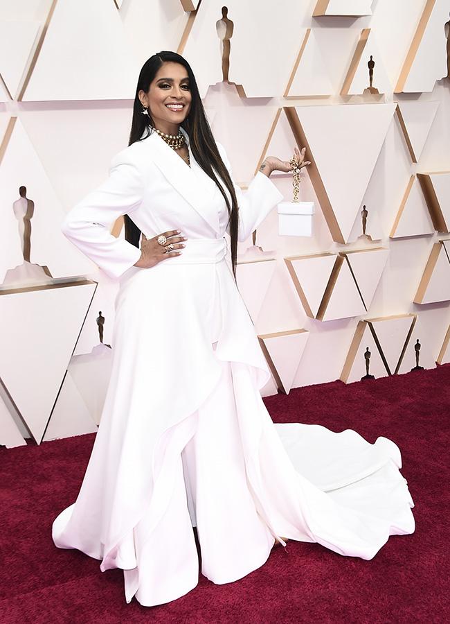 Lilly Singh en los Premios Oscar 2020