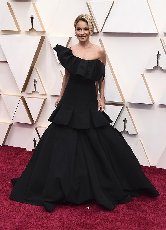 Kelly Ripa en los Premios Oscar 2020