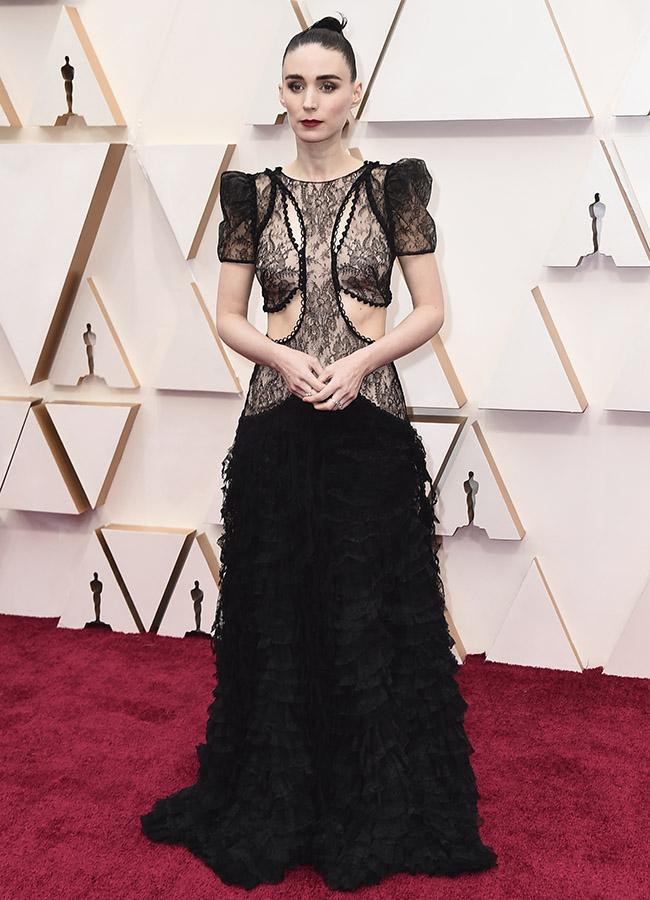 Rooney Mara en los Premios Oscar 2020