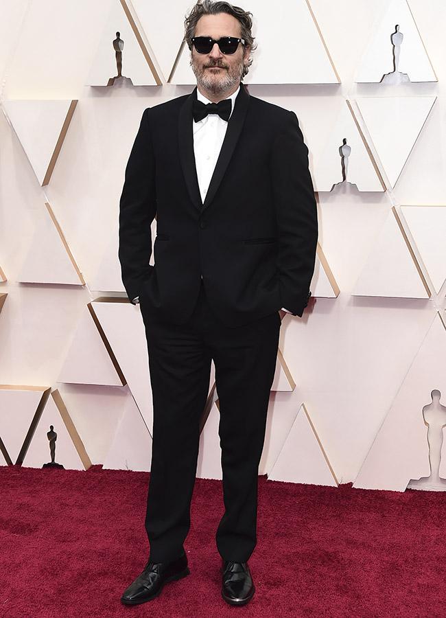 Joaquin Phoenix en los Premios Oscar 2020