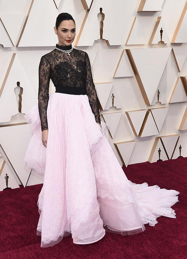 Gal Gadot en los Premios Oscar 2020