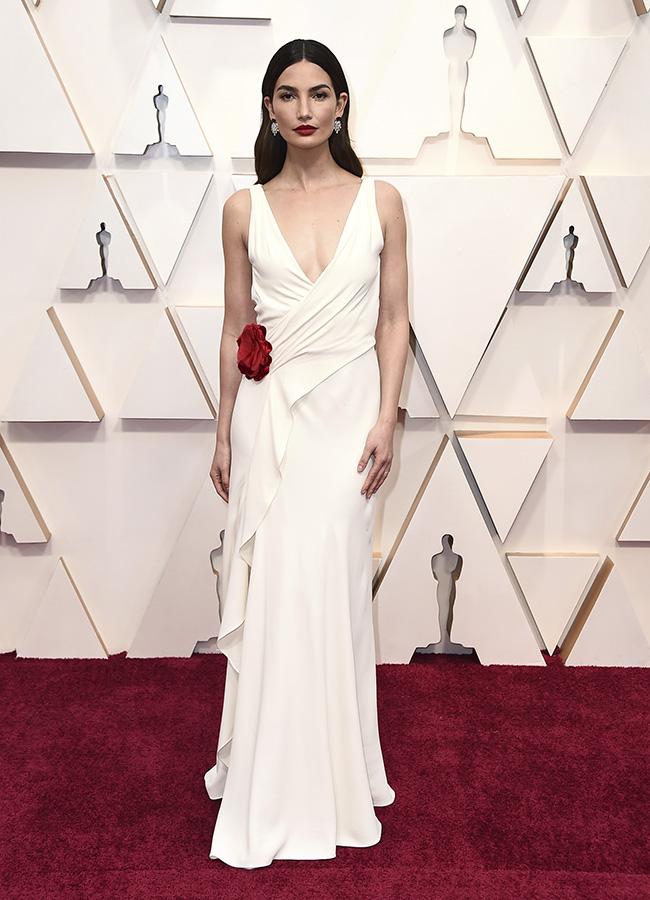 Lily Aldridge en los Premios Oscar 2020