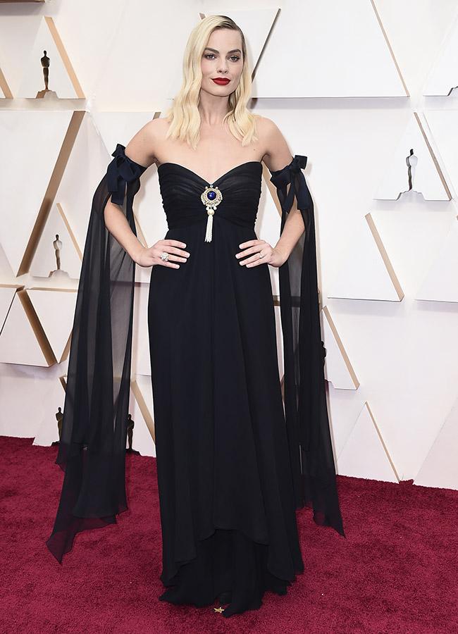 Margot Robbie en los Premios Oscar 2020