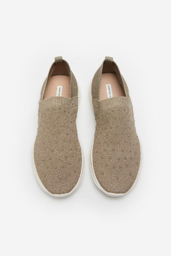 Zapatillas calcetín de Cortefiel