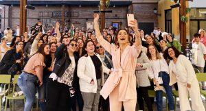 Charlas en el Patio Gourmet: Verónica Díaz y sus secretos para triunfar