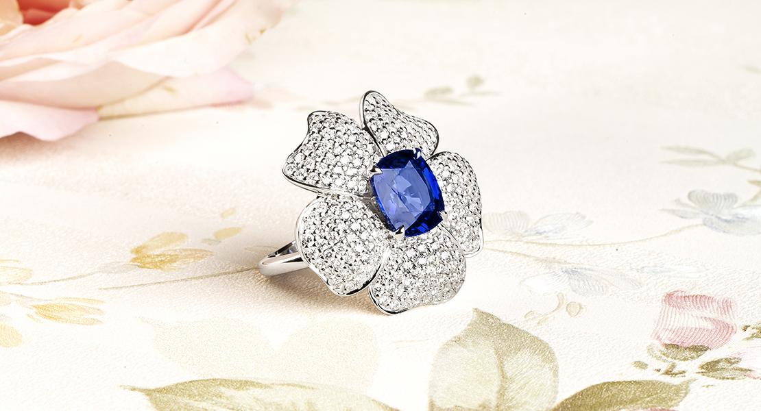 anillos de la edición limitada San Valentín de Suarez