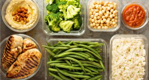 Batch Cooking o cómo organizar la comida de toda la semana