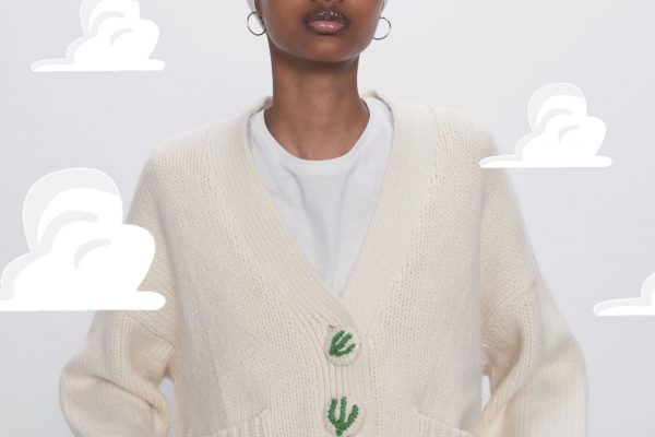 Se llevan los cardigan en las tendencias de moda 2020