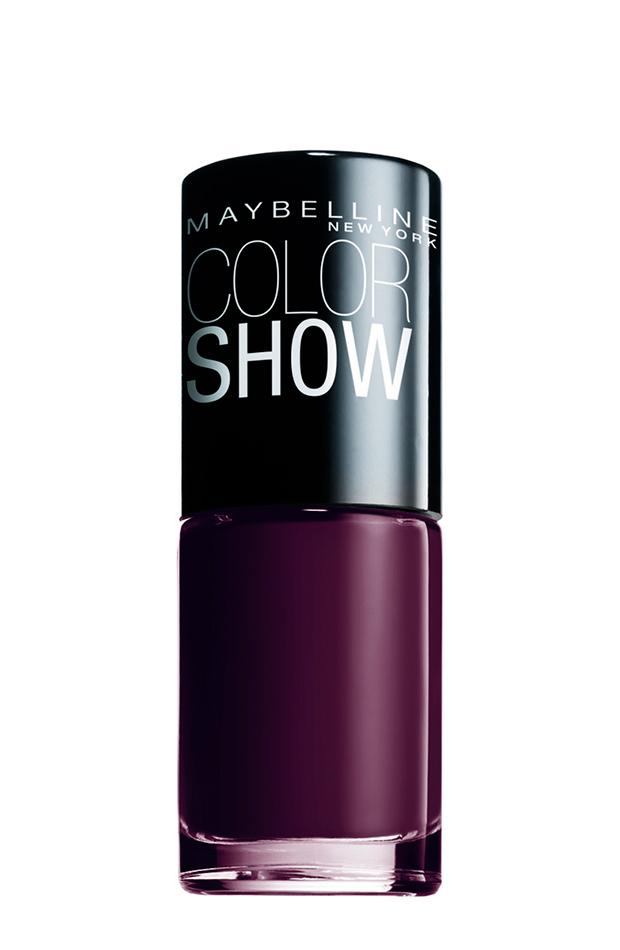 colores de uñas 2020 esmalte de unas color show maybelline