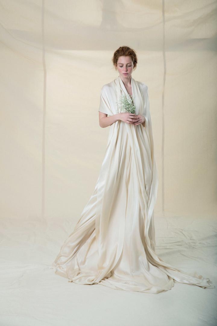 Cortana vestido novia