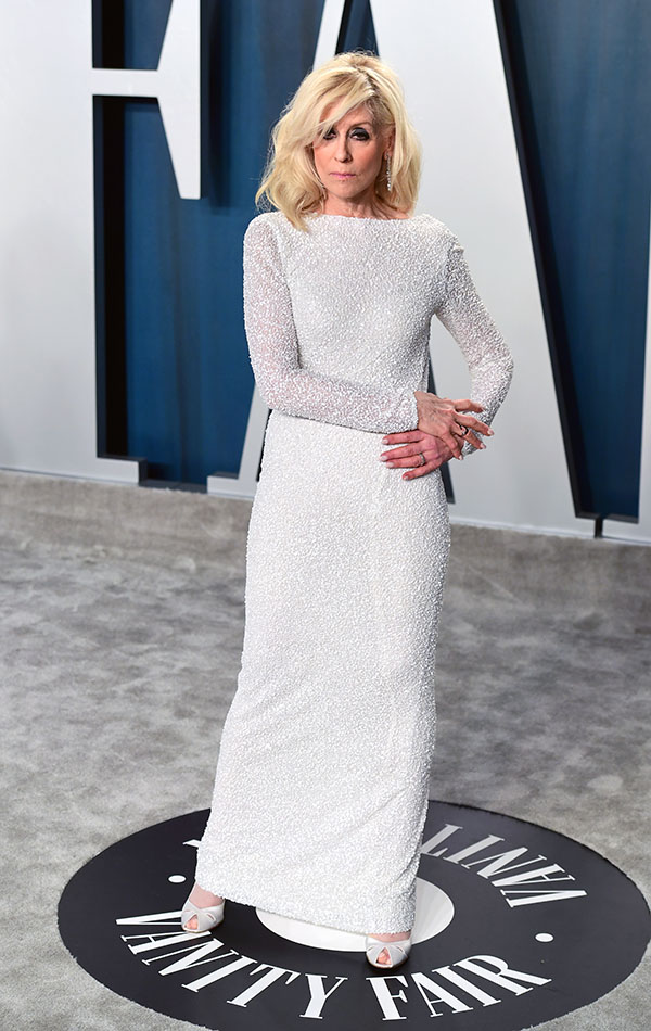 Judith Light en la Vanity Fair Oscar Party 2020