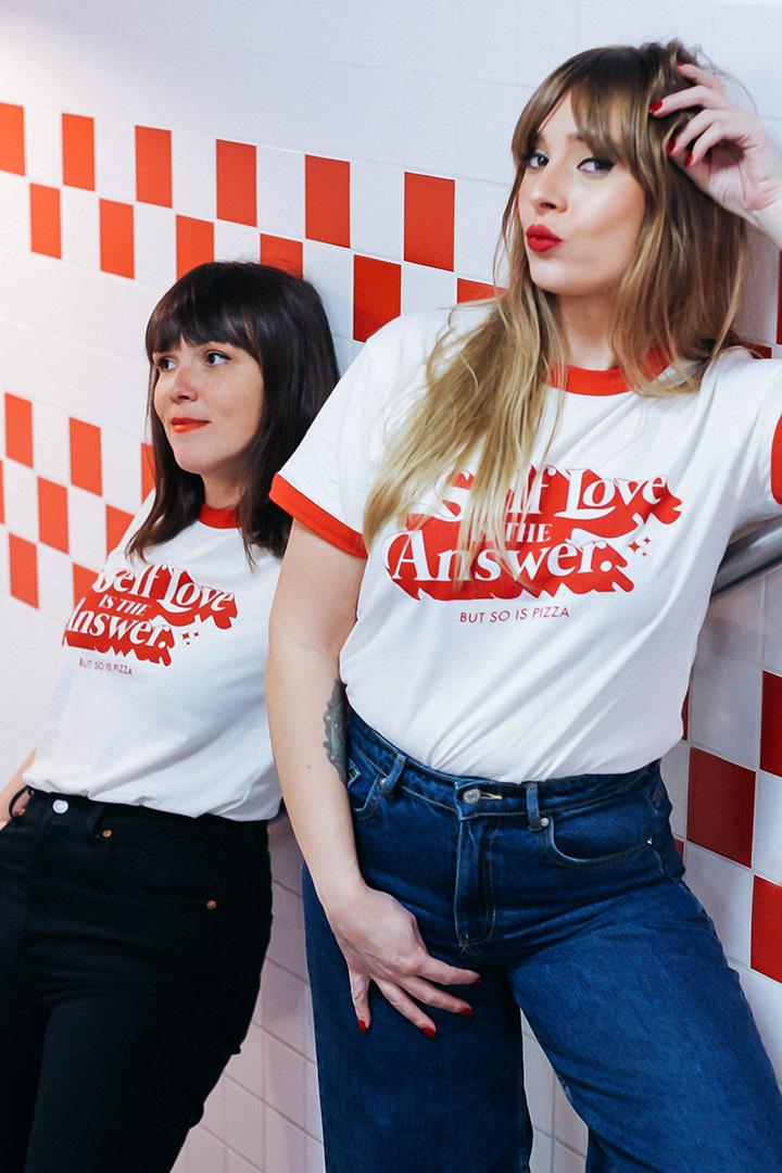Regalos San Valentín: camiseta de Girly Girl para Cosaac