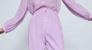10 prendas en lila para ir a la última. ¡Vístete del color de moda!