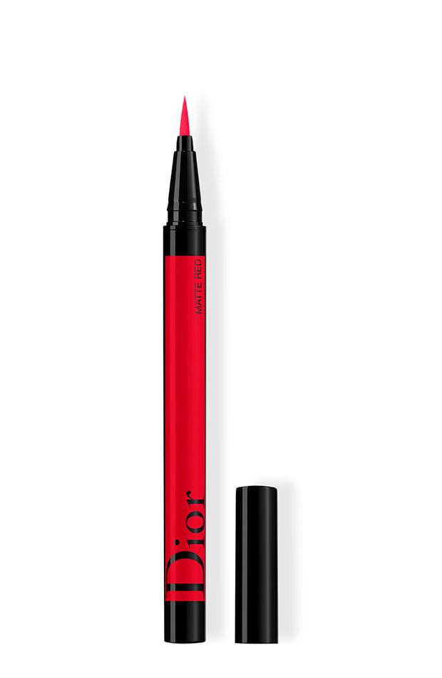looks beauty oscars 2020 eyeliner rojo dior