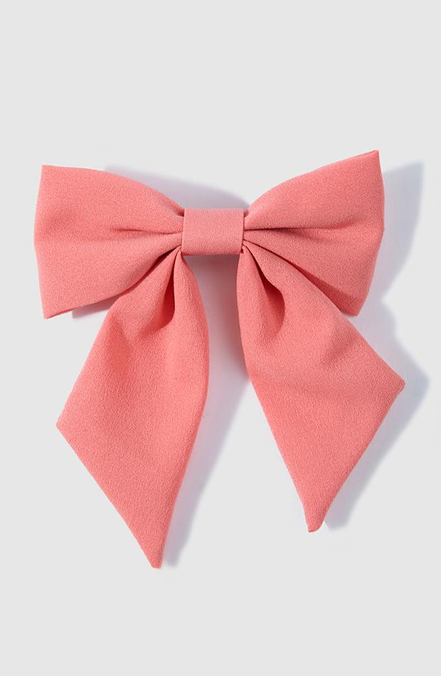 pasador de pelo con lazo rosa el corte ingles accesorios para el pelo invitada