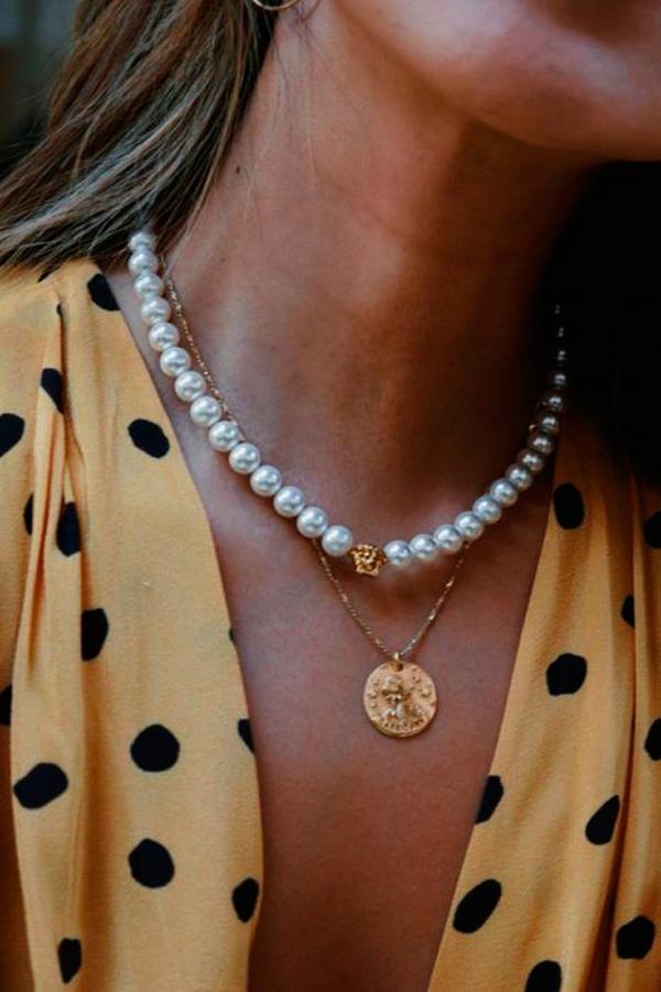 Se llevan las perlas