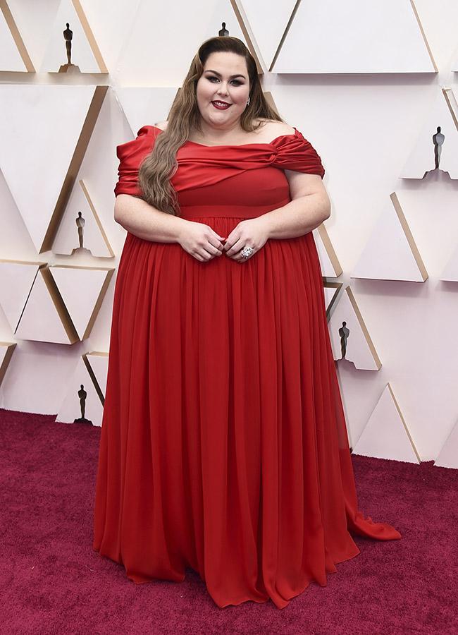 Chrissy Metz en los Premios Oscar 2020
