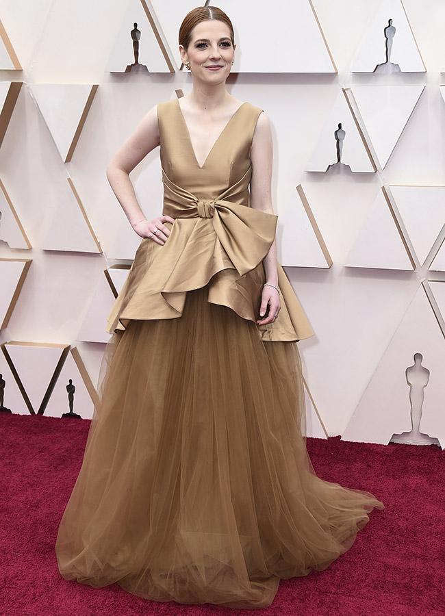 Krysty Wilson-Cairns en los Premios Oscar 2020