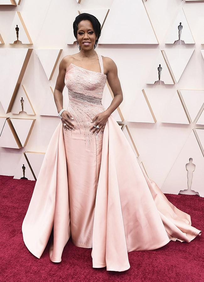 Regina King en los Premios Oscar 2020