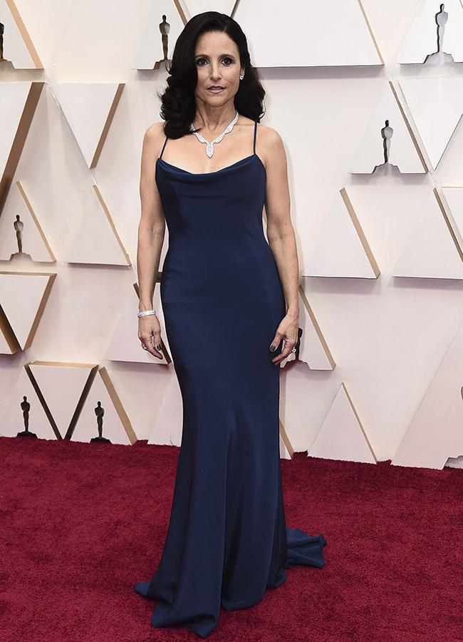 Julia Louis-Dreyfus en los Premios Oscar 2020