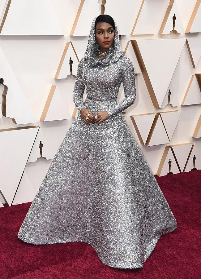 Janelle Monae en los Premios Oscar 2020