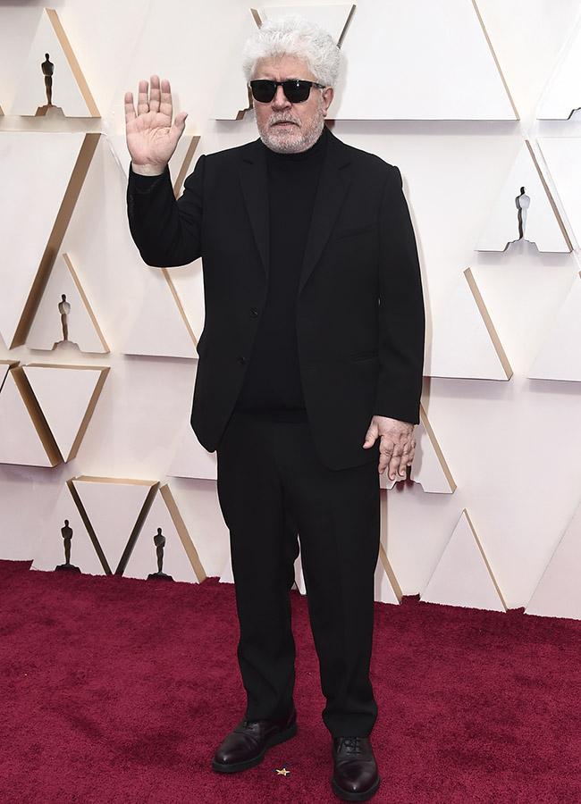 Pedro Almodovar en los Premios Oscar 2020