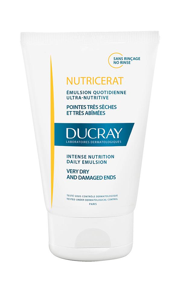 productos para el cabello emulsion nutricerat ducray