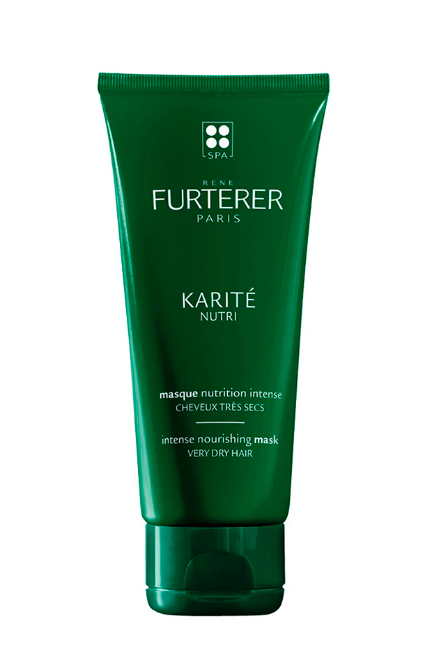 productos para el cabello mascarilla nutrición intensa karite nutri 100 ml rene furterer
