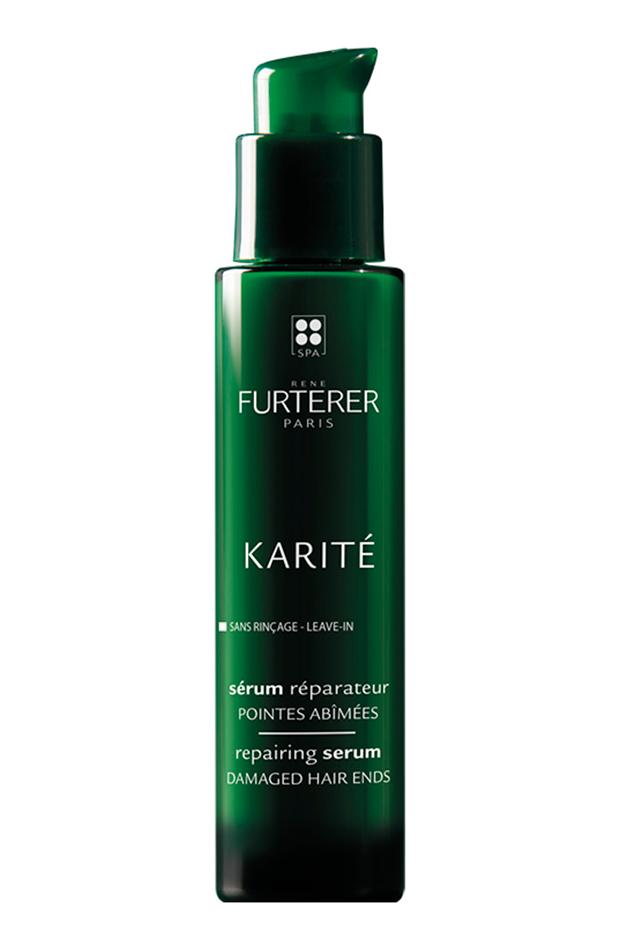 productos para el cabello serum puntas secas karite rene furterer