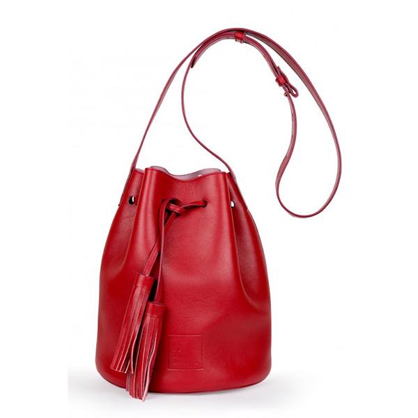 Regalos San Valentín: Bolso saco de Leandra
