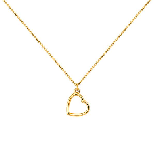 Regalos San Valentín: Colgante corazón de Aristocrazy