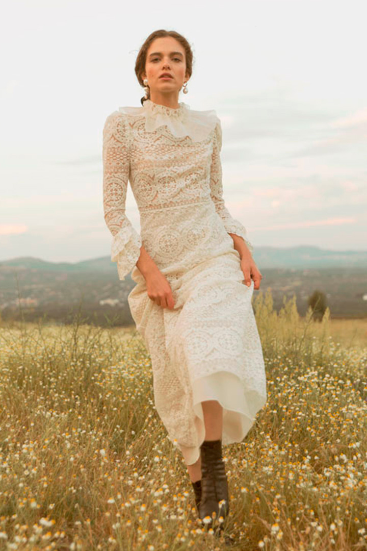 firmas de vestidos de novia imprescindibles