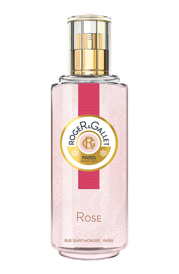 wishlist de san valentín agua fresca perfumada rose roger and gallet