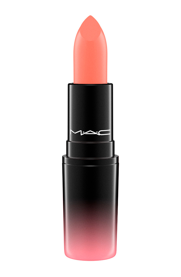 wishlist de san valentin barra de labios love me lipstick mac