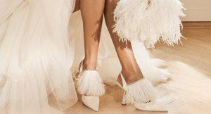 ¿Dónde encontrar zapatos de novia bonitos?