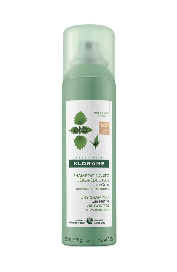 tratamientos para el pelo Champú Seco Seborregulador Klorane