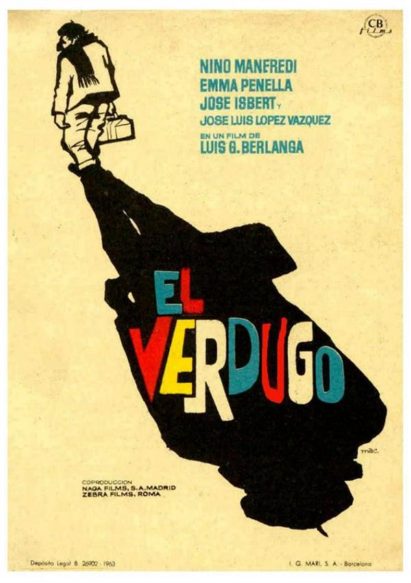 películas españolas El verdugo
