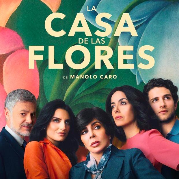 Series de risa La Casa de las Flores