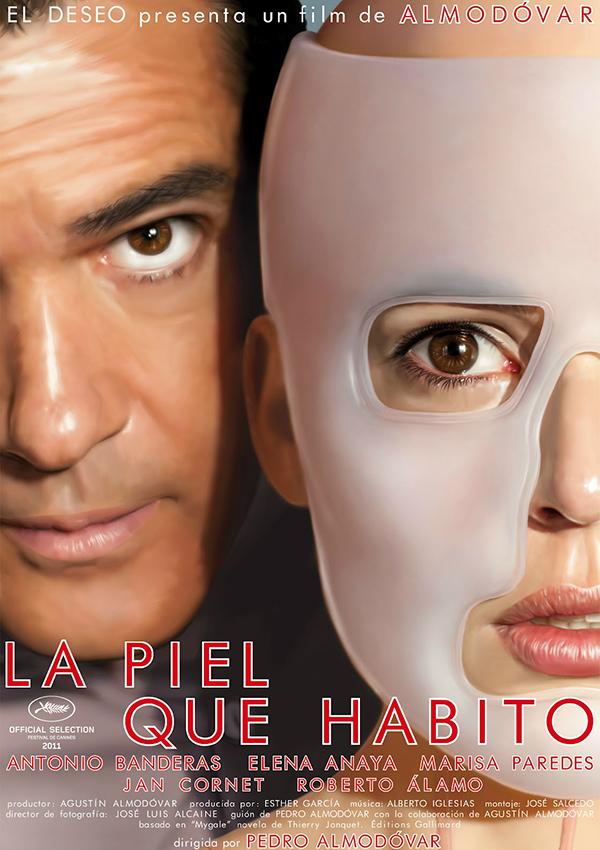 películas españolas La piel que habito