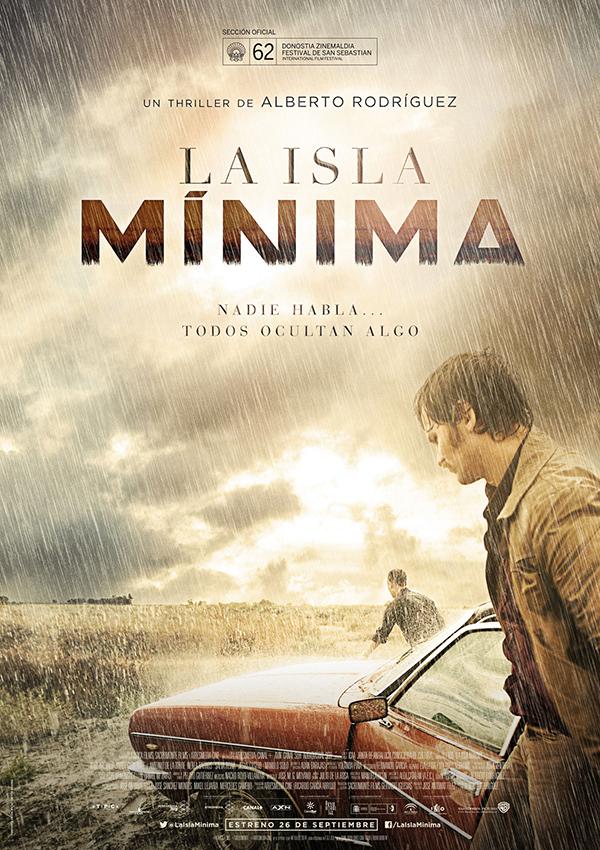 cine español Isla mínima