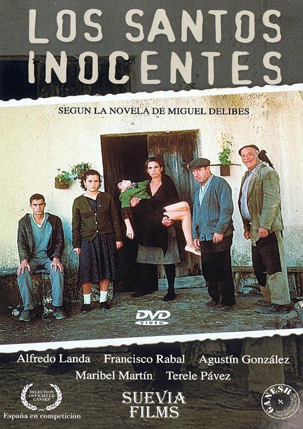 películas españolas Los santos inocentes