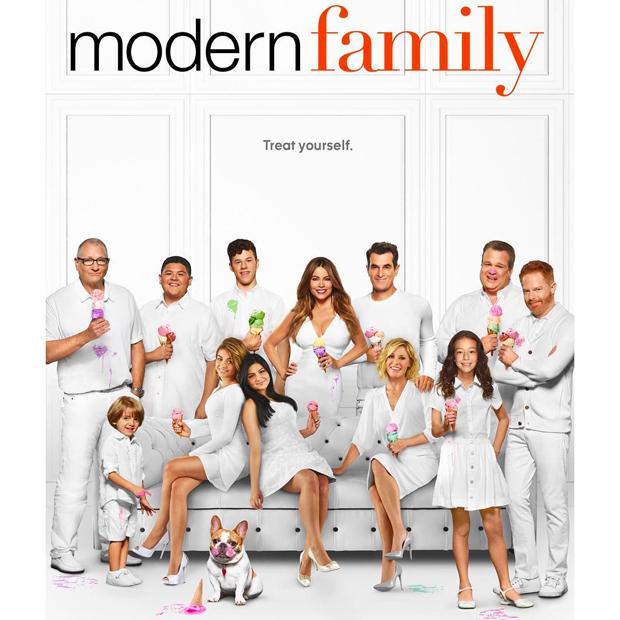 Series de risa Modern Family